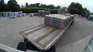#316 Roofing Shingles Taillight Replacement Truck Inspection Life of an Owner Operator Truck Driver