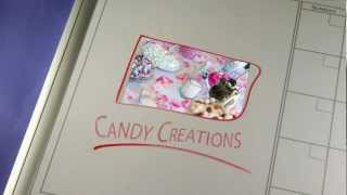 Candy Creations Stratford Upon Avon - Candy Buffet Tables - Candy Trees