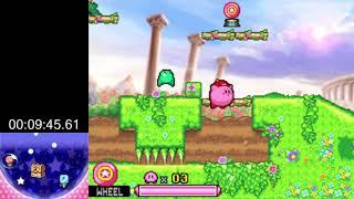 Kirby: Squeak Squad - 100% speedrun - 1:09:48