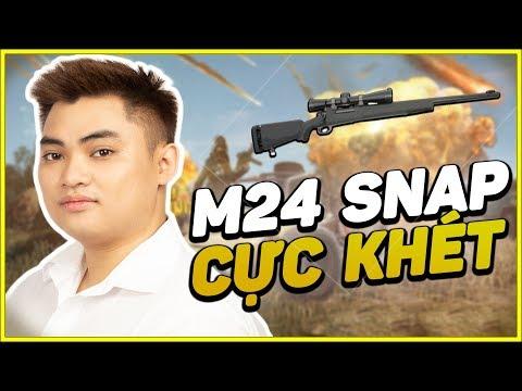 RIP113 SNAP M24 cực khét gánh Hương Nhii về TOP 1