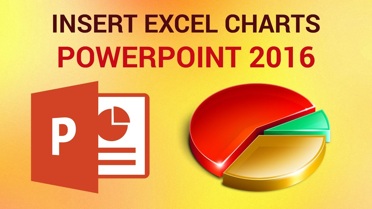 How to insert excel charts and spreadsheets in powerpoint 2016 how to insert excel charts and spreadsheets in powerpoint 2016 ccuart Choice Image