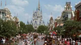 Main Street USA- The Winter Garden Rag