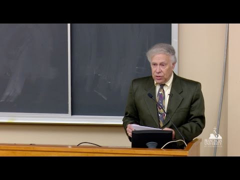 """Dr. Mark Roberts & Dr. Michael Sirilla: Philosophy for Theology: """"Is There Contingency In God?"""""""