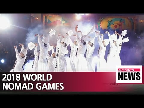 2018 World Nomad Games in Kyrgyzstan
