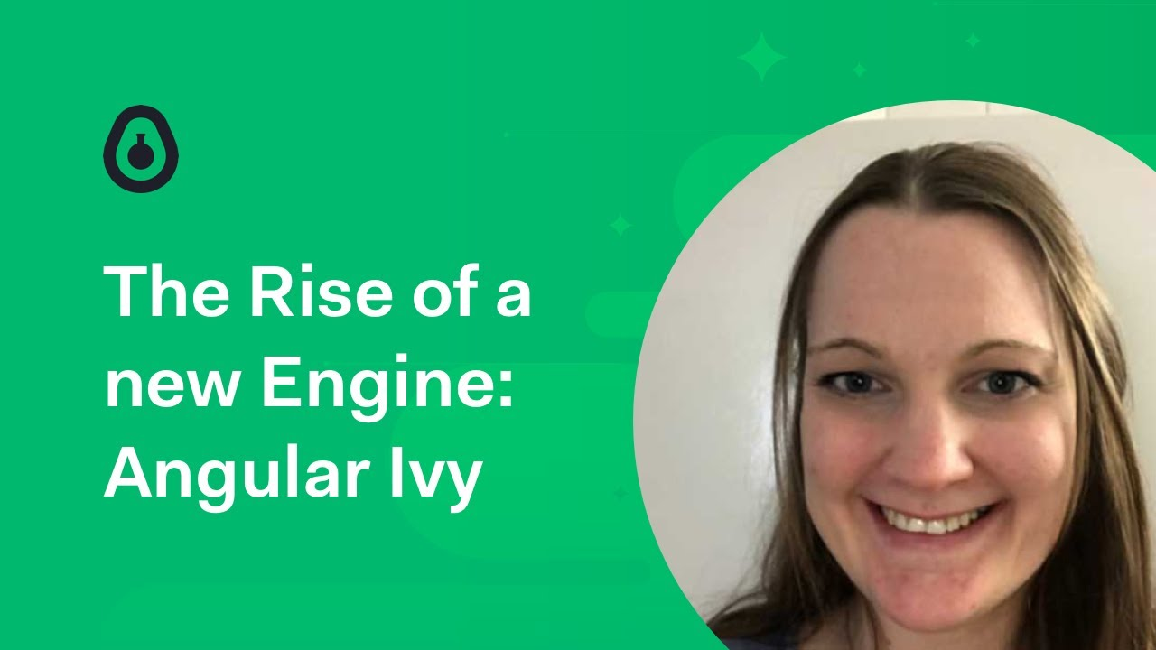 The Rise of a new Engine: Angular Ivy - Martina Kraus