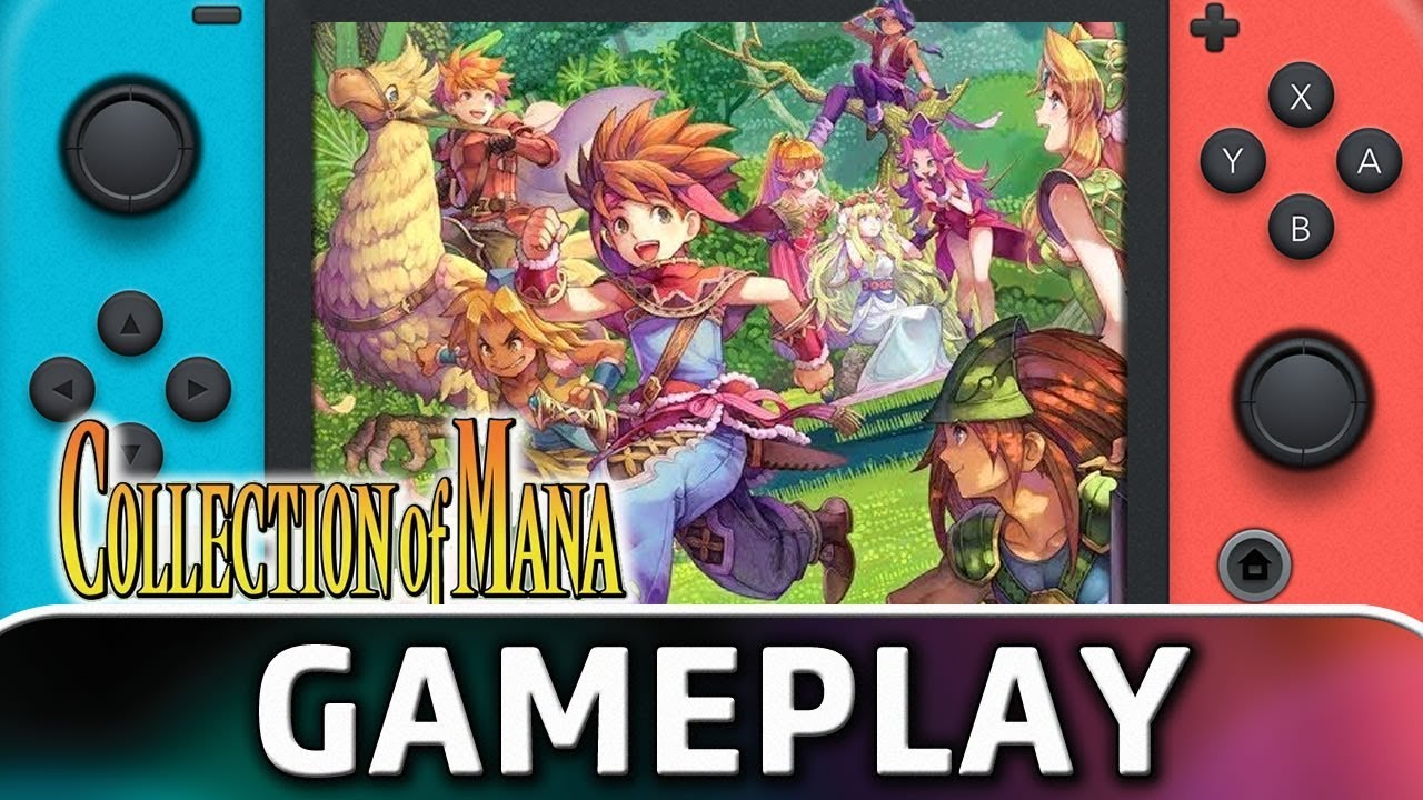 Collection of Mana | First 20 Minutes on Nintendo Switch