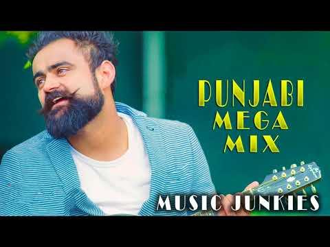 Punjabi remix Song 2018 - Bhangra Mashup  - Punjabi DJ Mix Songs 2018