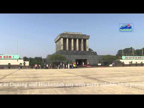 Hanoi City Tour 2014 - Part1