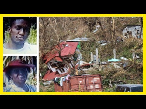 Breaking News | Relatives in chorley appeal for donations after hurricane maria devastates caribbea