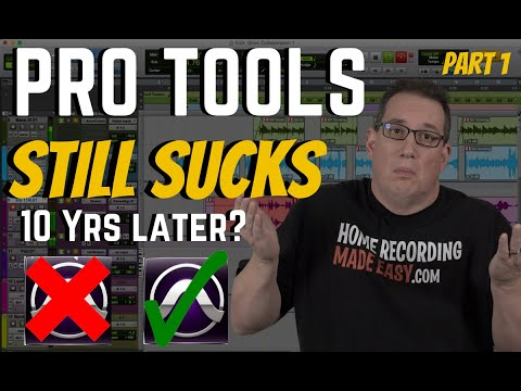 Pro Tools First Review 2020 | Does it Still Suck 10 Yrs Later? Part 1