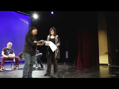 Plays by youth - read by professional actors (Robert F. Kennedy Community Schools)