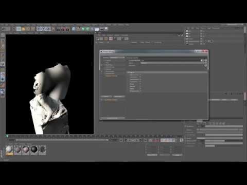 Cinema 4D R17 - Take System Tutorial By Aixsponza