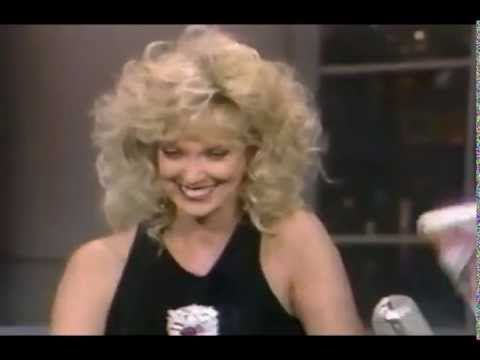 1986 - Kathy Shower (Playboy Playmate of the Year)