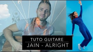 Jain - Alright - Tuto guitare