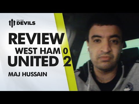 Papering Over The Cracks! | West Ham 0-2 Manchester United | REVIEW