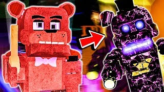 Five Nights at Freddy's RP Scary Void Morph! - FNAF Roblox Roleplay
