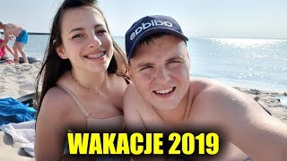 Wakacyjna Przygoda 2019 Na Helu ☆Milena Zadowolona z Pobytu !.