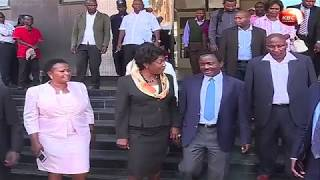 Scales of Justice - Charity Ngilu can rest after court throws out appeal