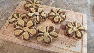 """Песочное печенье """"Цветочек»: рецепт от Foodman.club"""