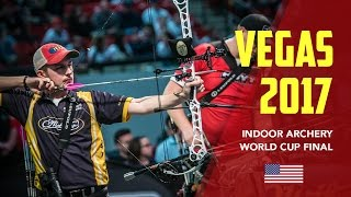 Steve Anderson v Jesse Broadwater - Compound Men's Gold Final | Las Vegas 2017