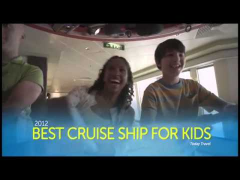 Norwegian Epic Best Overall Cruise Ship by Travel Weekly