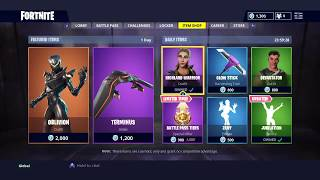 "*NEW* ""OBLIVION SKIN"" For FREE! - Fortnite How To Get FREE V-BUCKS! (Fortnite Daily Item Shop)"