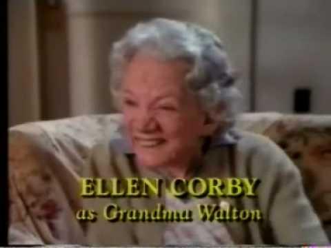 Waltons Thanksgiving Reunion 1993 Opening Credits