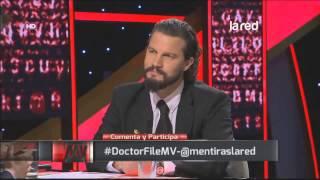 """Dr File: """"vida en otro planeta"""" """"profecías mayas"""""""