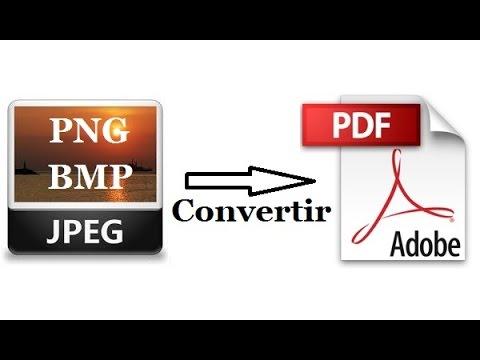 transformer une image en pdf