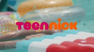 Teen Nick HD US Continuity August 2018