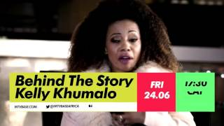 "Behind The Story: Kelly Khumalo | ""He will have a restraining order against him"""