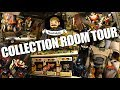 COLLECTION ROOM 2018 (Power Rangers,  Batman, transformers, video games)