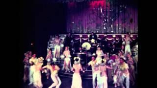 Copacabana Nightclub Rehearsal, New York, NY, circa 1945
