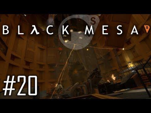 Black Mesa Walkthrough - SUS Bİ' BE!!1 - Bölüm 20