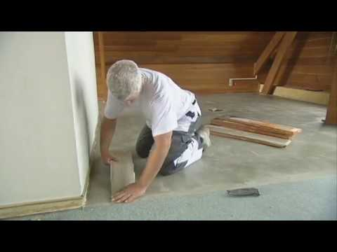 How To Install Flexo Self Adhesive Vinyl Plank Flooring Youtube