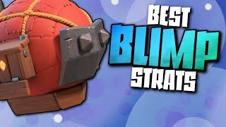 Effective Battle Blimp Strategies | How To Guide | Clash of Clans