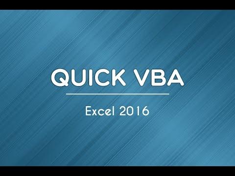 VBA - Change Button Color dynamically - YouTube