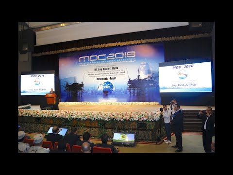 MOC 2018 VIDEO - MEDITERRANEAN OFFSHORE CONFERENCE AND EXHIBITION - Alexandria EGYPT