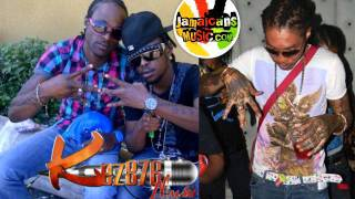 Vybz Kartel ft Popcaan, Shawn Storm & Gaza Slim - Empire Forever [June 2011] ©