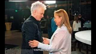 GH LUKE's LAST AIRDATE + Goodbye Photos Anthony Geary Laura Genie Francis General Hospital 7-27-15
