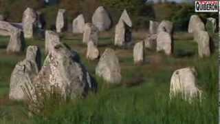 #Carnac Menhirs  - Les Menhirs en automne  - Carnac stones -  Carnac TV