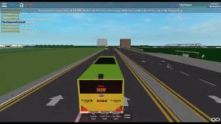 Roblox| Go-Ahead Singapore Service 382W (Punggol temp int-Sumang Link) (Loop) (Bus:BYD K9) (Part 1)