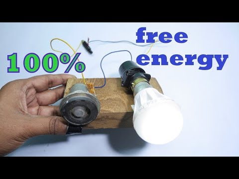 free energy Light Bulbs 230V