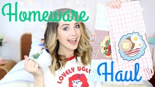 Homeware Haul | Zoella