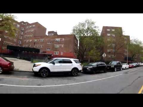 ⁴ᴷ⁶⁰ Walking NYC : Brownsville, Brooklyn Housing Projects