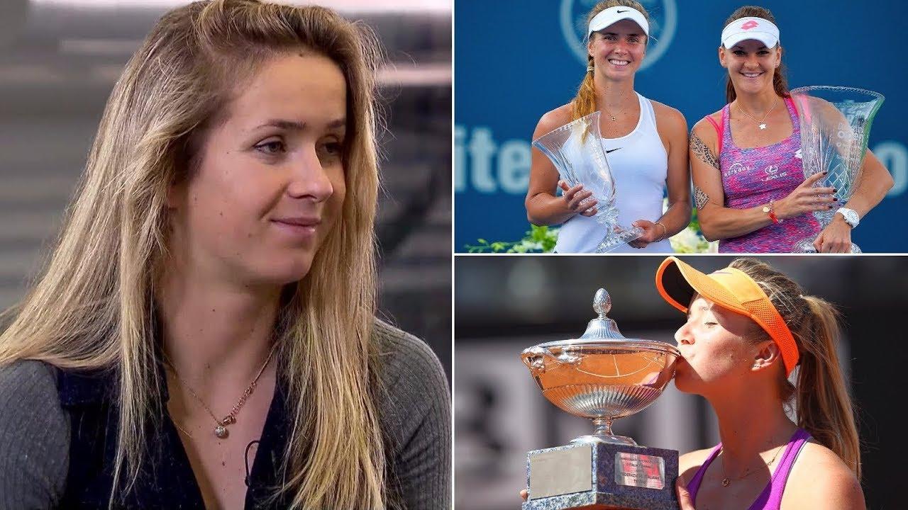 Elina Switolina: Radwańska wniosła rozrywkę do tenisa