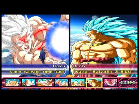 OMG!!Lindas Anomalias nesse MOD!! Dragon Ball Z Budokai Tenkaichi 3
