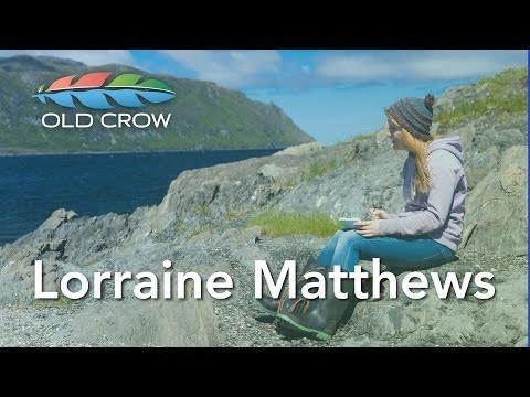 Lorraine Matthews - Bonne Bay Marine Station Artist in Residence (Old Crow Magazine)