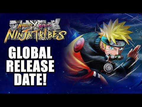 Naruto X Boruto Ninja Tribes | Release Date Revealed & Pre-Register Now!