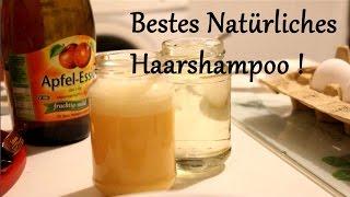 Natürliches und bestes Haarshampoo der Welt!! Natural and best shampoo in the world !!